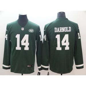 New York Jets Sam Darnold Long Sleeve Jersey